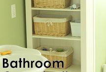 Bathroom ideas / by Lisa Worrall Konecne