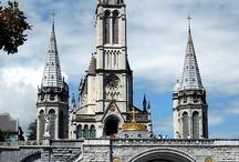 Lourdes / Lourdes France.