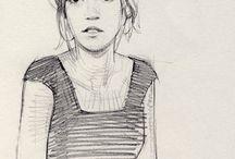 sketches,design,etc