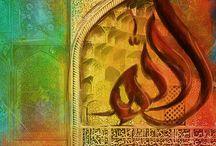 Modern arabic art