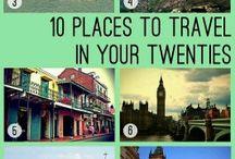 Travel Plans ✈