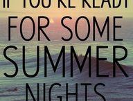Summertime / Summer getaway