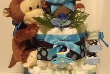 Baby Showers / by Melissa Rupert
