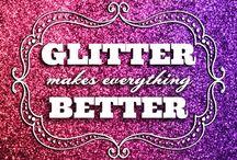 Glitter/Bling / by Crysta Kern