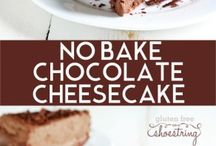 Gluten Free No Bake Recipes / Delicious, Easy and Quick, these Gluten Free No Bake Recipes will guarantee you awesome desserts every time!
