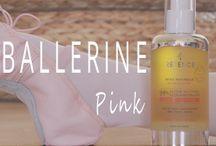 Ballerine Pink / Dans la peau précieuse d'une ballerine