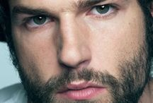 Bearded men / Basically just attractive guys.