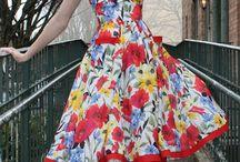 50's & 60's dresses