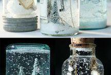 Cadeau Creatief met glazen potten
