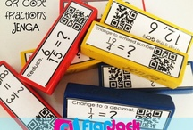 QR Codes / by #tt4t BPS Tech Trainers