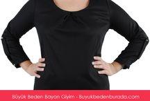 Buyuk Beden / Büyük beden bayan giyim üzerine paylaşımlar