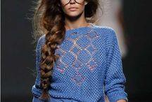 Pratik Saç Modelleri / Bir çırpıda uygulayabileceğiniz pratik saç modelleri.