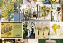 Wedding Colors: Mellow Yellow