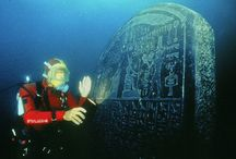 Underwater Archeology / Oceans and seas have stories to tell