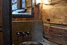 baños rusricos