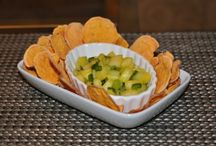 dips // appetizers / party foods / by Liz Tanner