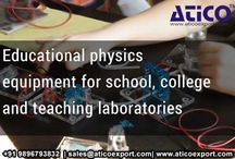 Physics lab equipment supplier / It's not easy to search best Physics lab equipment supplier in the market. Because many supplier does commitment of best quality but only a good reputed supplier can provide the best Physics Lab Instruments. So before purchasing the equipment, you should have knowledge of quality and brand.