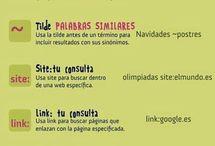 Social Media y TIC / Uso de las redes sociales, búsqueda de información,...