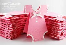 Baby Shower and Baby Scrapbooking Ideas