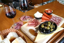 Tapas! / In Spain, going for tapas is the American equivalent of bar hopping with an epicurean twist. Check out some of our recipes here: http://www.tapenawines.com/food-and-wine.html