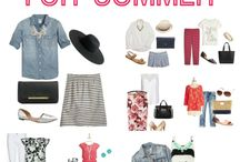 CLOTHES-Summer ideas