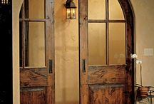 Home ideas: entry way & doors