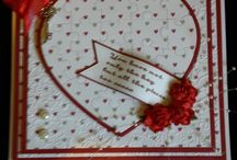 tattered lace heart jigsaw die samples