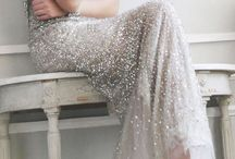 Grand and beautiful long dresses.