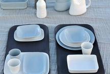 Céramiques, vaisselle, objets du quotidien