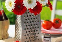 raspador flores