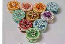 modele boxes quilling