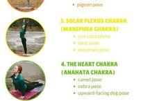 chakra balancing poses