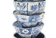 Porcelæn og keramik