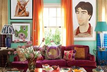 Eclectic home inspiration