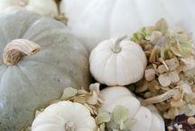 Herfst / Leuke ideetjes voor in huis of om te bakken