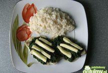 Potrawy ze szpinakiem / Zielono mi, czyli przyszedł czas szpinak oraz na dania z jego udziałem. Zobacz, jakie pyszności możesz przygotować!
