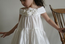 платья детские