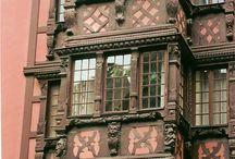 opere d'arte edifici,case