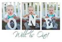 Luke's first birthday ideas  / by Melissa Gabriel-Nicholson
