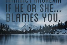 Intimacy Anorexia Quotes
