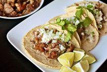 Mexican/Latin Food / by Marsha Henley