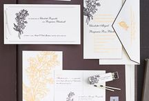 Wedding Invites / by Carrie Calvin