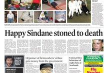 Front Pages -April 2013