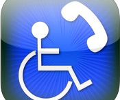 Apps for Mobility & Physical Disabilities / Accessibility apps for individuals with mobility & physical disabilities.