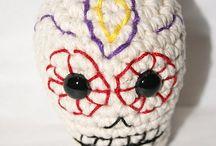 calavera crochet
