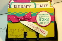 Stampin Up! Projects/Wish List / by Robin Troutman