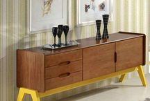 Ideias de mobília para sala / Móveis de sala