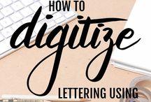 DESIGN•Hand Lettering