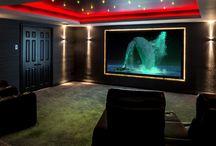 Majik House Home Cinema Designs / Original Projects by Majik House