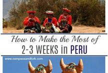 South & Central American Travel / Daydreams and inspiration for travel in South & Central America.